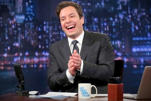 Jimmy Fallon (Credit: AP/Lloyd Bishop)